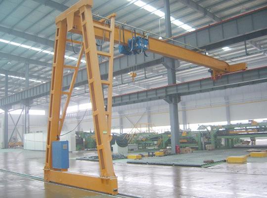 Fabricante brillante de maquinaria pesada | AICRANE grúas pórticos