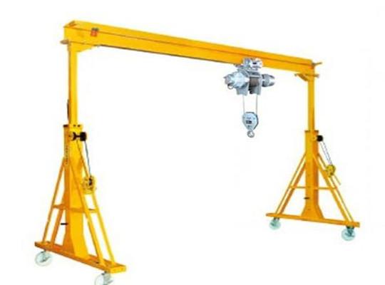 Fabricante de grúas de elevación