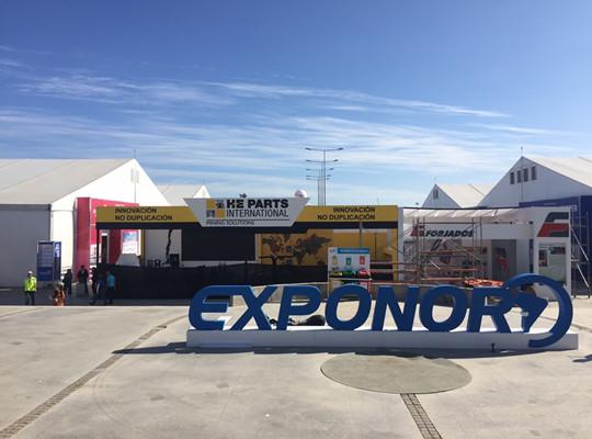 EXPONOR 2019 Entre Chile y AICRANE
